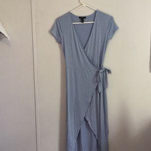 F21 Wrap Dress